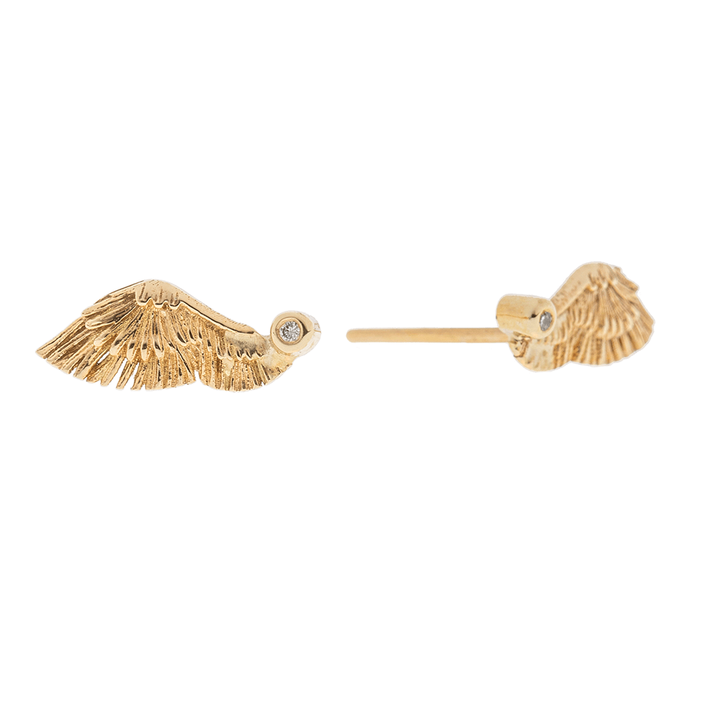 Brilliant Wings Earrings Ioanna LIberta