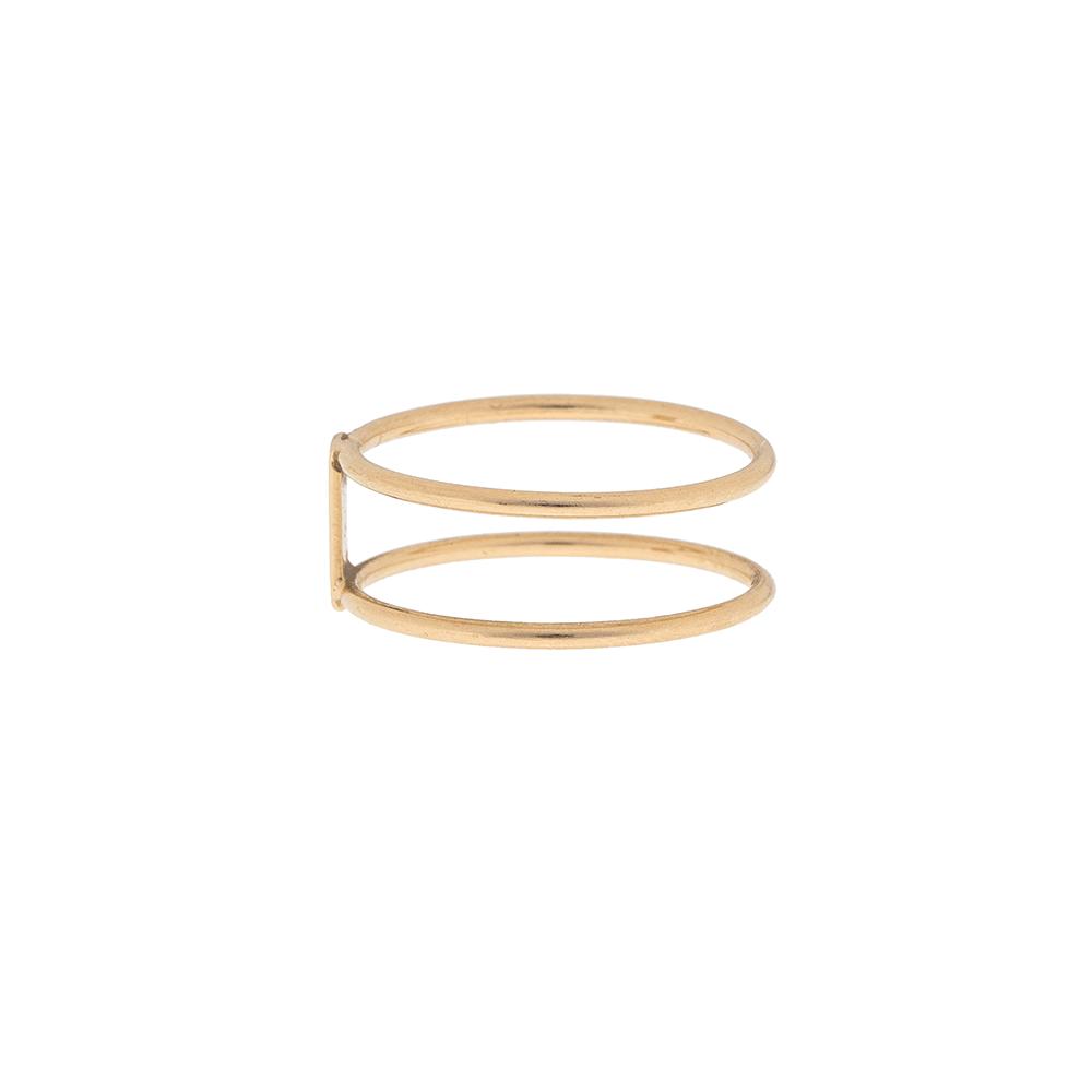 Double Ring Ioanna Liberta