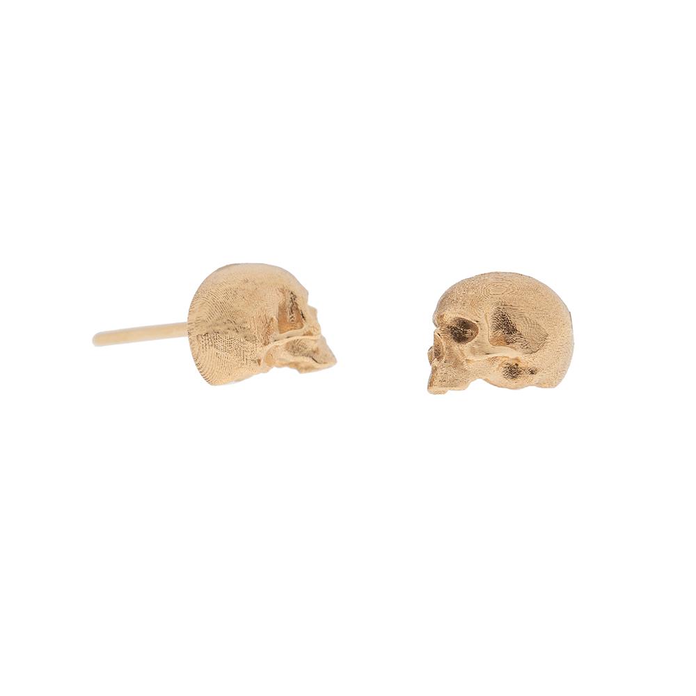 Skulls Earrings Ioanna Liberta