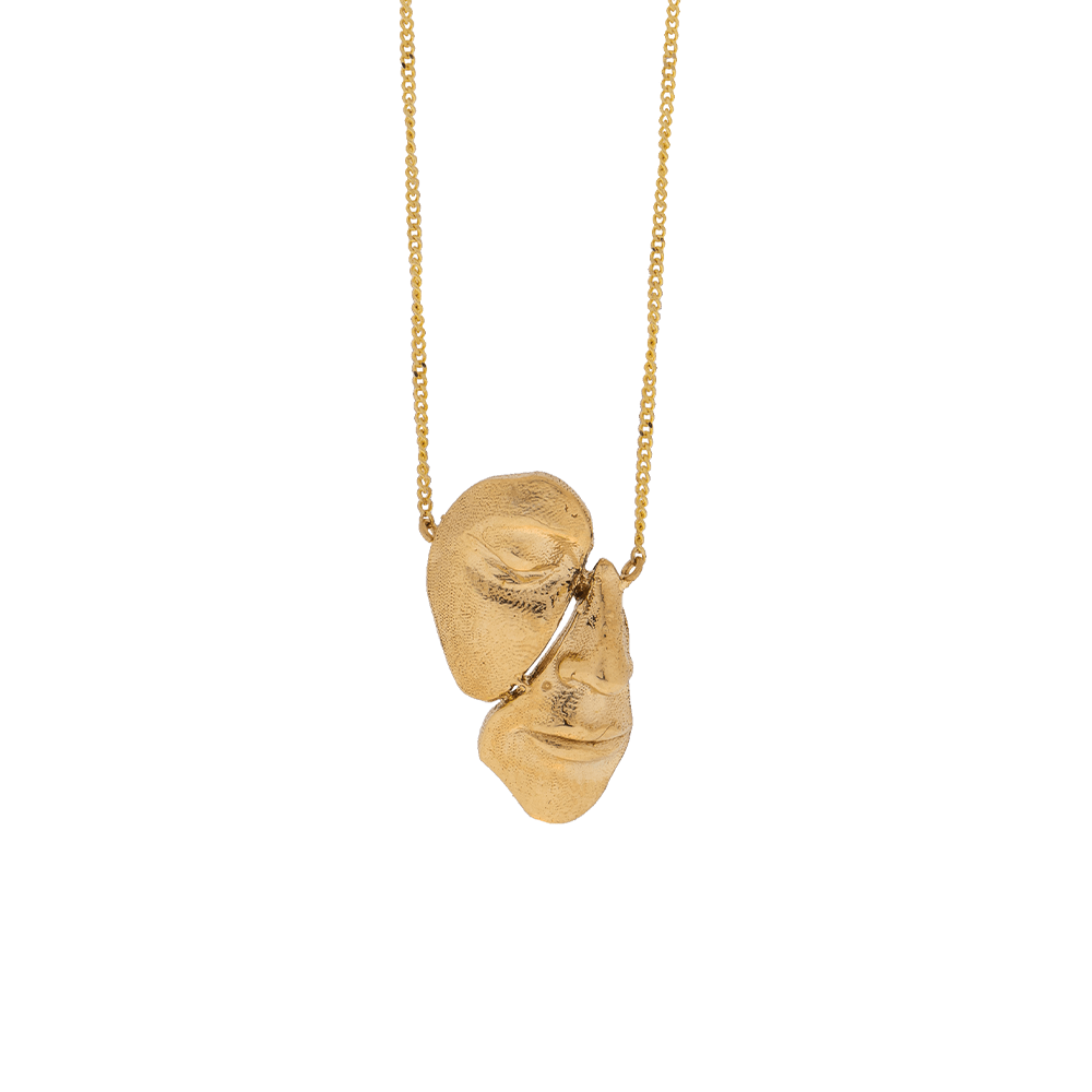 face Necklace Liberta