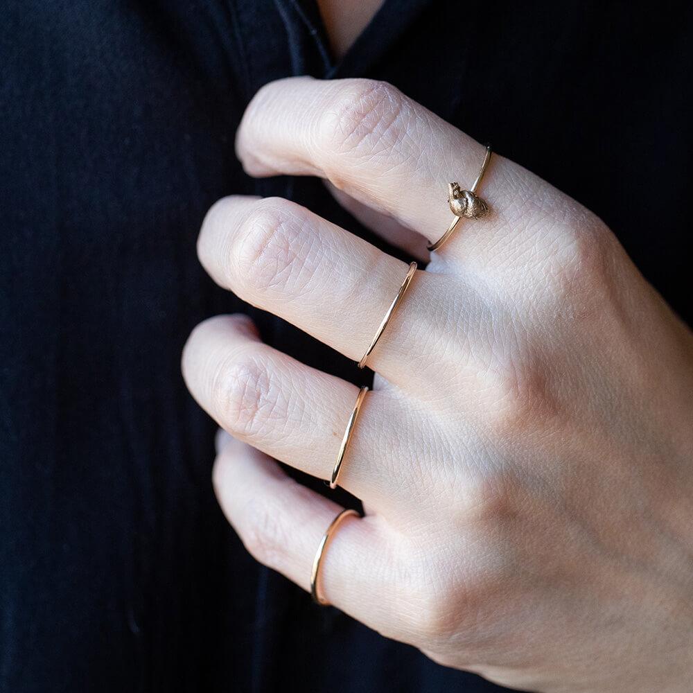 Heart Ring LIberta