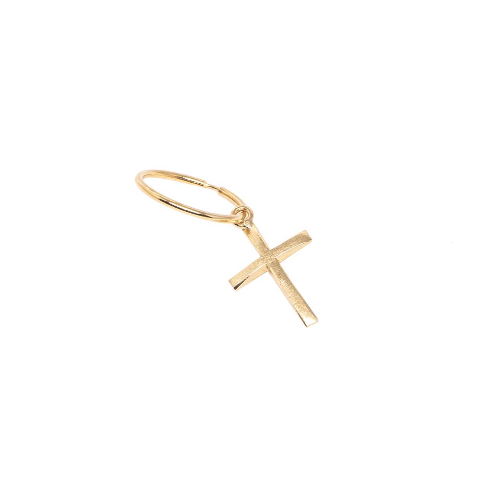 Cross Earring Ioanna Liberta