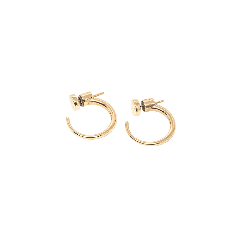 Half Links Earrings Ioanna Liberta