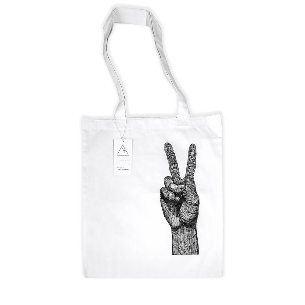tote bag keep on