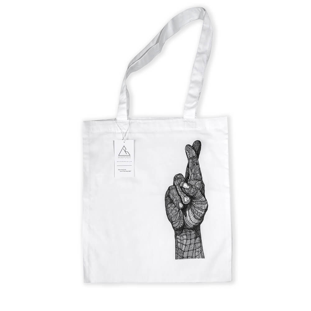 tote bag stay strong