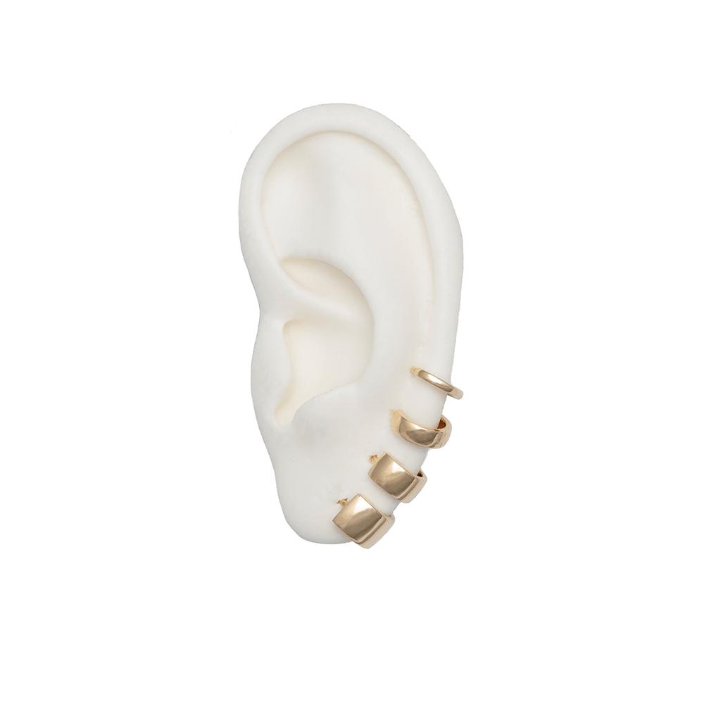 earring minimal links ioanna liberta