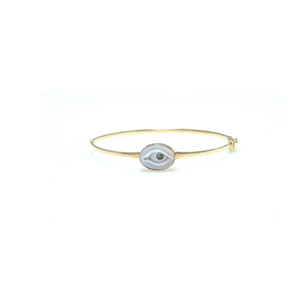 eye bracelet ioanna liberta