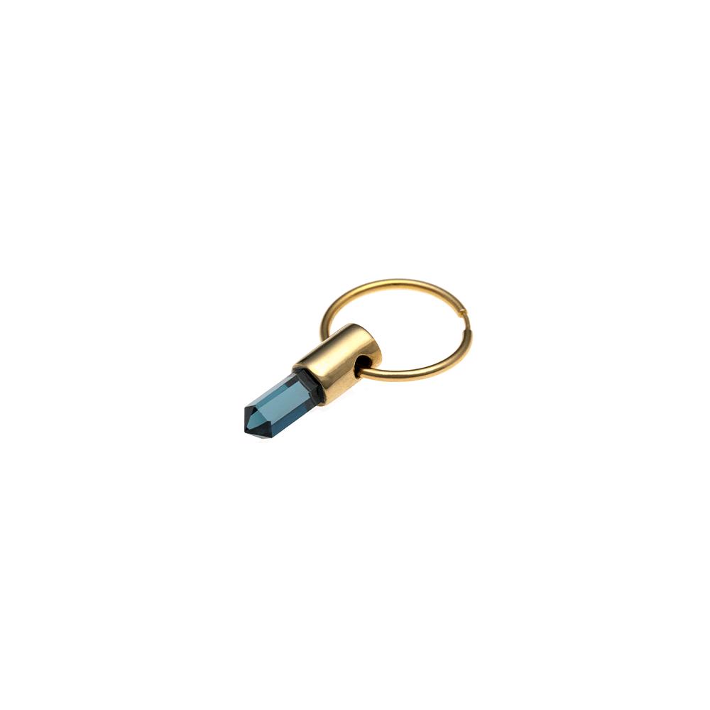 london blue topaze earring ioanna liberta
