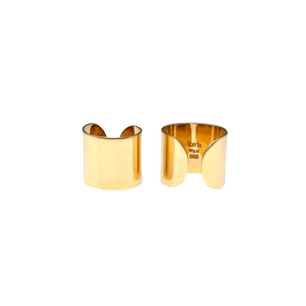 minimal in gold ioanna liberta