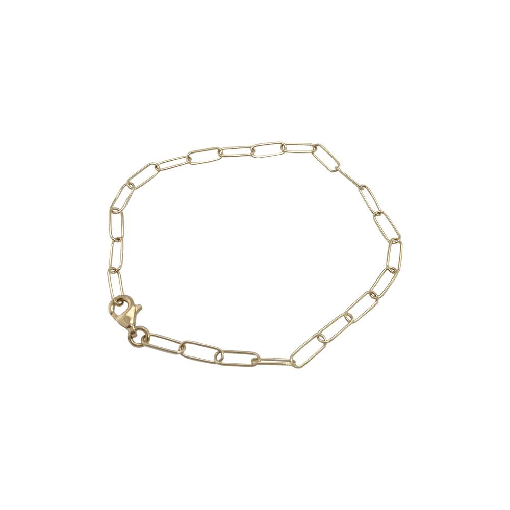 paperclip bracelet ioanna liberta